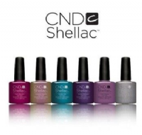 CND Shellac - Nightspell Collection 6 x 7.3ml